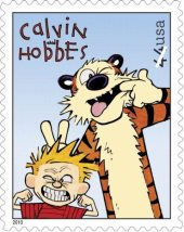 calvin-and-hobbes-USPS-stamp