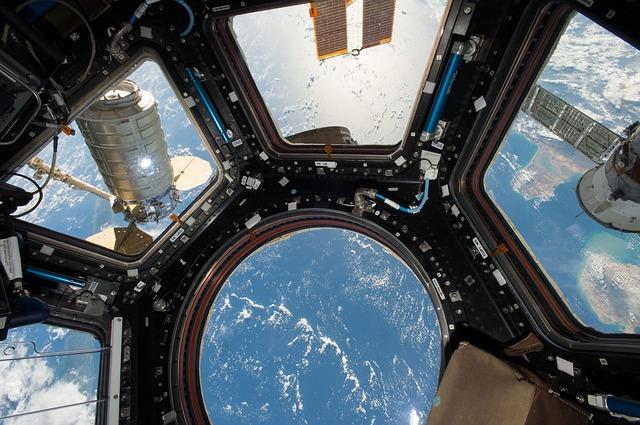 International Space Station Cupola