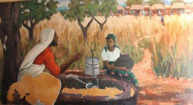 Samarian woman