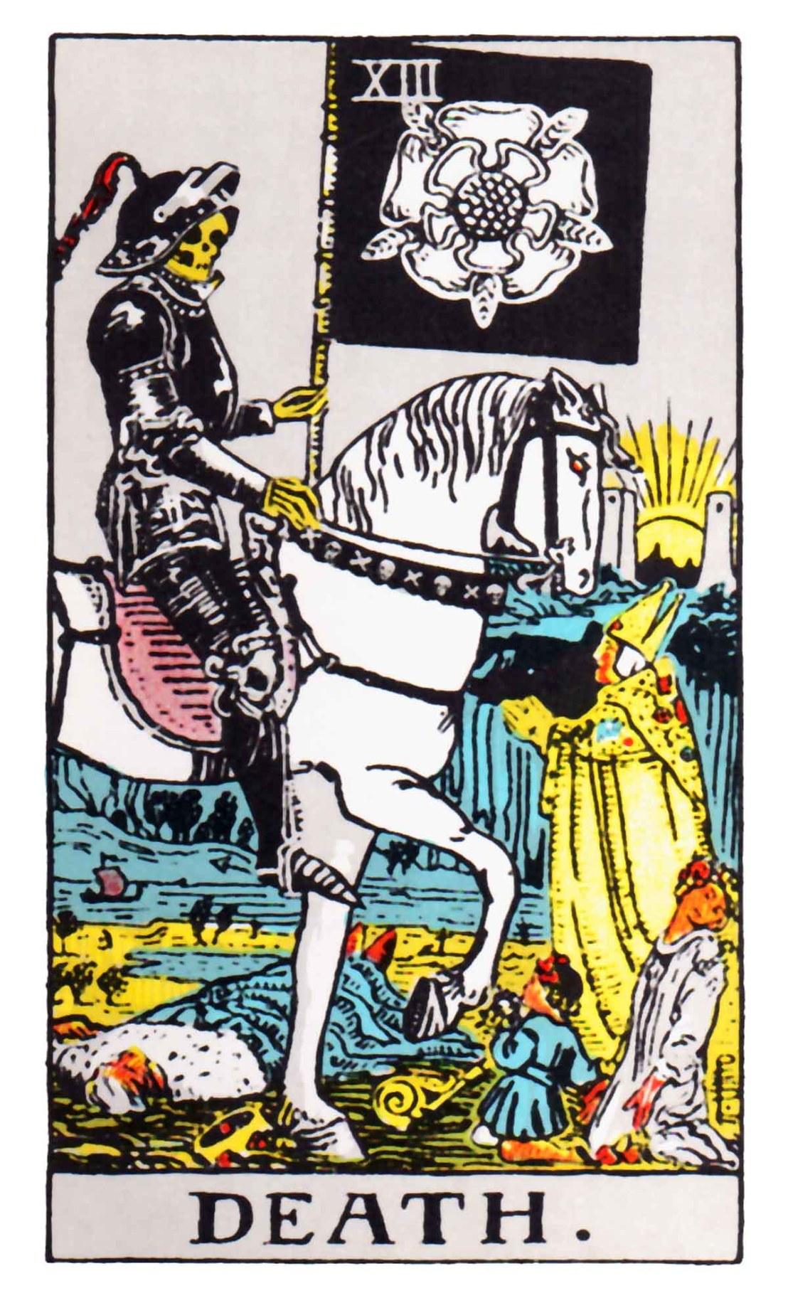 tarot-death-pluto
