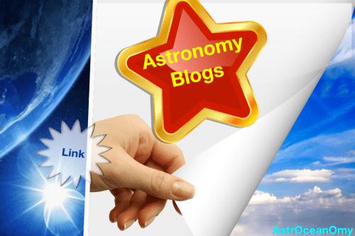 Astronomy Blogs