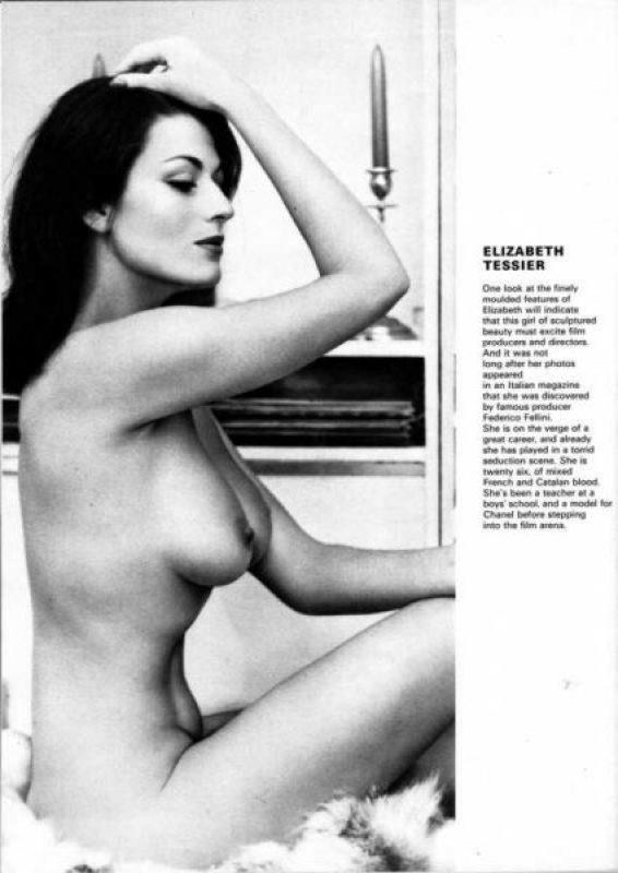 астролог Элизабет Тесье, актриса, модель