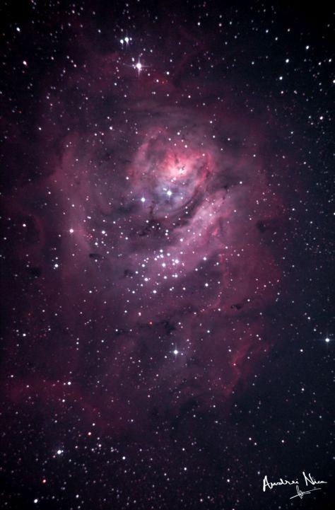 Laguna Nebula 2