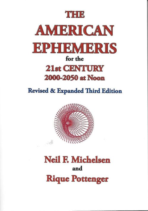 The American Ephemeris for the 21st Century 2000-2050 at Noon image