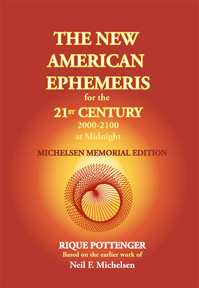 The New American Ephemeris for the 21st Century at Midnight (Michelsen Memorial Edition) image