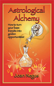 Astrological Alchemy How to turn your base transits into golden opportunities image