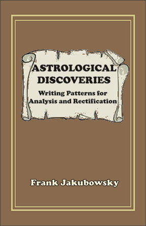 Astrological Discoveries Writing Patterns for Analysis and Rectification image
