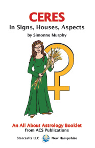 Ceres in Signs, Houses, and Aspects image