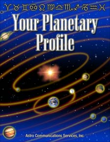 Your Planetary Profile image