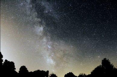 Milky Way from Astrofarm astronomy centre
