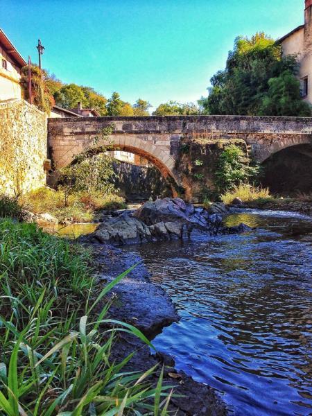 old bridge confolens