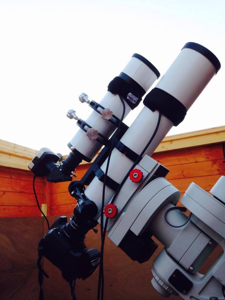 Review of the Starwave 80ED-R Refractor Telescope