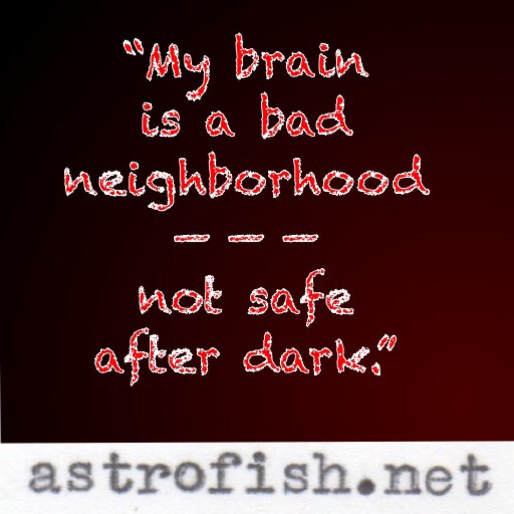 My Brain After Dark