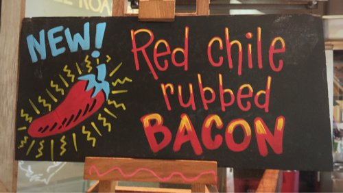 Red Chile Bacon
