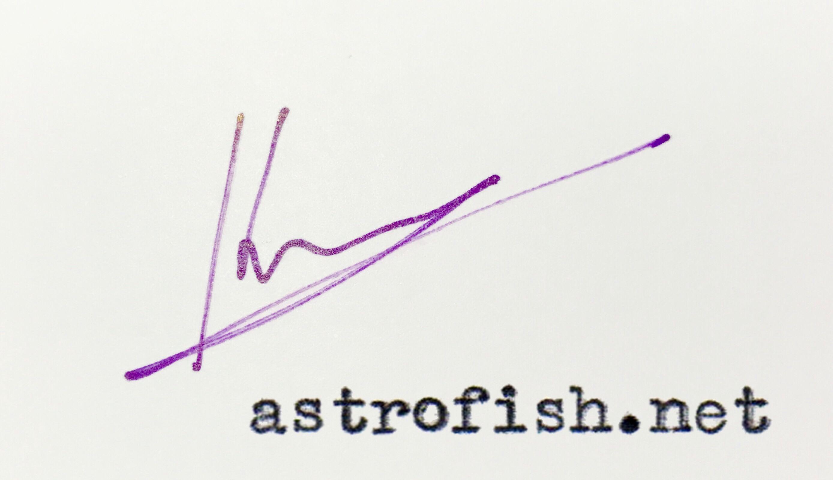 astrofish.net sig