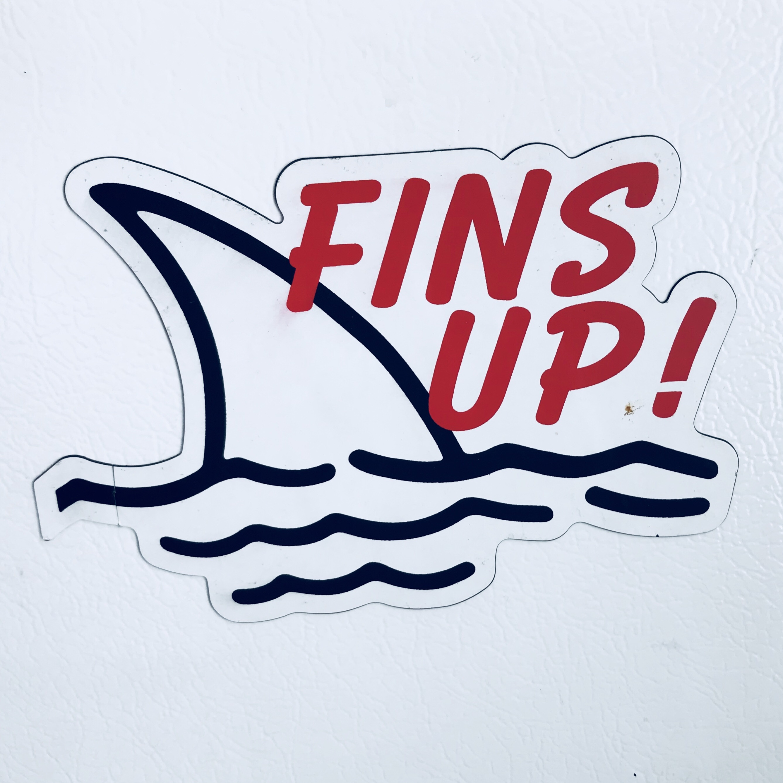 Fins Up