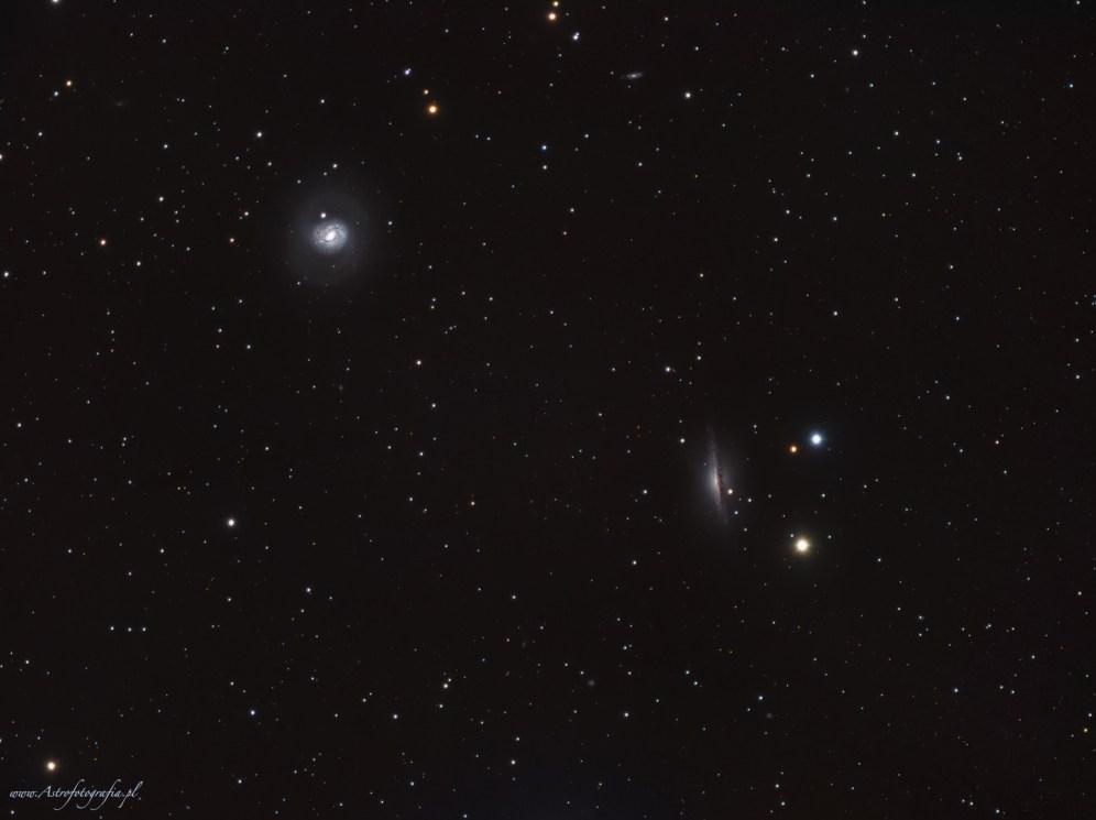 M77 - NGC1055