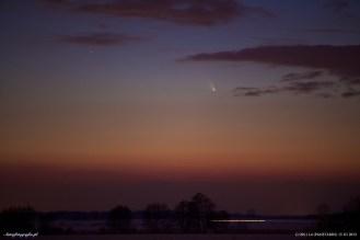 Kometa C/2011 PANSTARRS - 15 III 2013