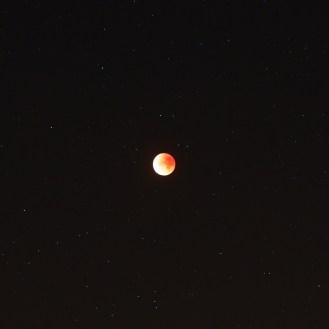 Zaćmienie Księżyca z roku 2015
