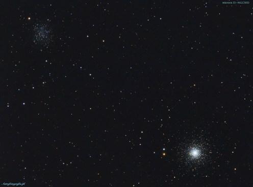 Gromada kulista M53