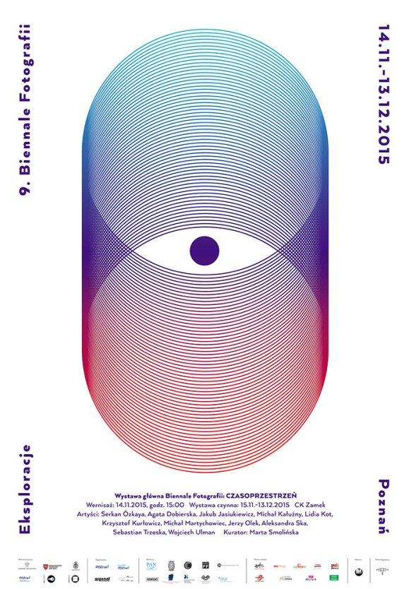 plakat-wystawy-głównej-Czasoprzestrzeń