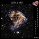 Dietro questa sigla si nasconde uno degli oggetti più spettacolari del nostro Universo. DEM L 190 si trova a 160mila anni luce di distanza da noi ed è quello che rimane di una Supernova, cioè di una esplosione stellare così potente da superare, a volte, le emissioni di radiazione di un'intera galassia. (Credits: Hubble Telescope Acknowledgment: Y.-H. Chu (UIUC), S. Kulkarni (Caltech), and R. Rothschild (UCSD))
