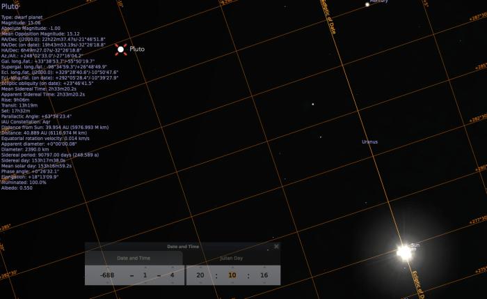 Pluto 689