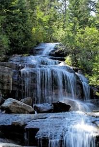 Waterfall at the Portal