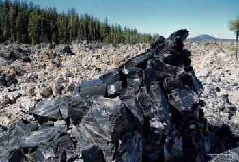 Big ole chunk of obsidian