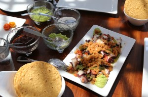 Pulpo and machaca
