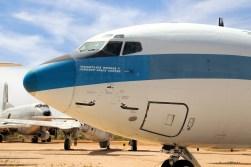 Weightless wonder-astronaut training plane