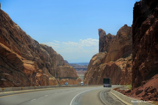 I-70 Across Utah headed East