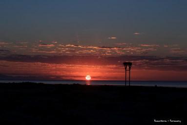 Sunrise at Ojo de Liebre