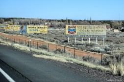 Old Billboards along the I40