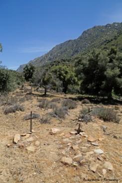Kiliwa burial site