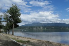 Shuswap Lake, Salmon Arm, BC