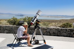 Solar Observing-Lava Beds National Monument