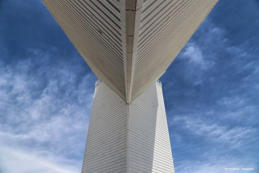 Inside..the largest solar telescope in the world