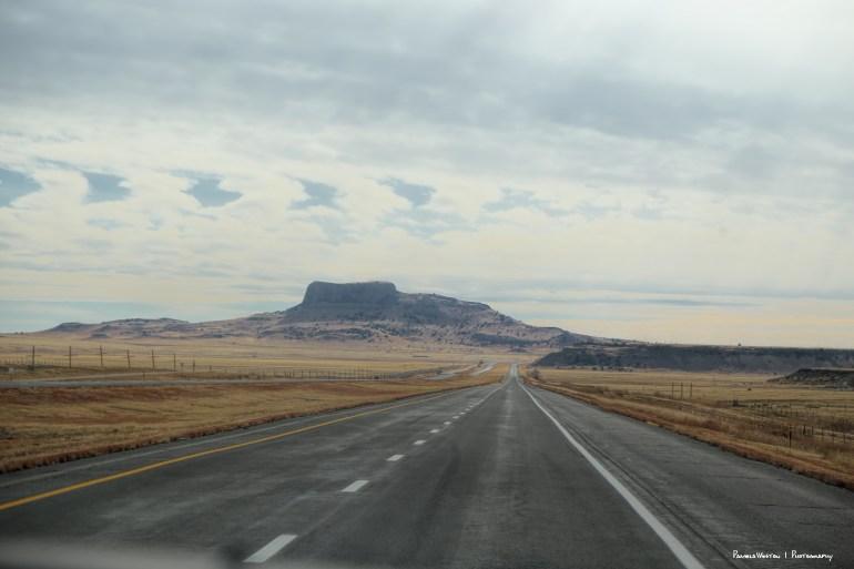 Headed towards New Mexico