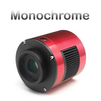 1- ASI Monochrome Cameras & Accessories