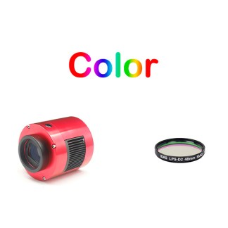 3- ASI Color Camera & IDAS Filter Sets