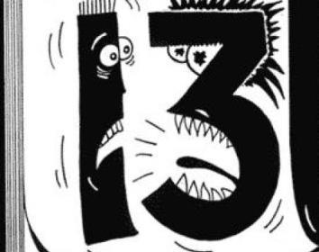 Действительно ли столь несчастливое число тринадцать