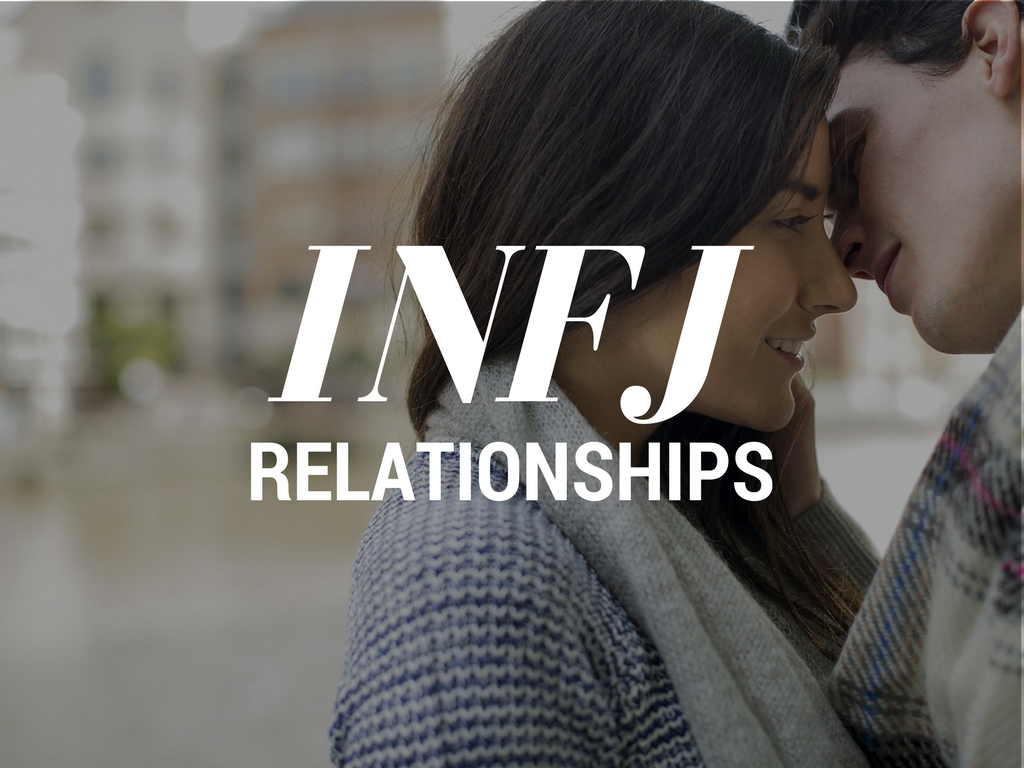 Infp infj dating another infj