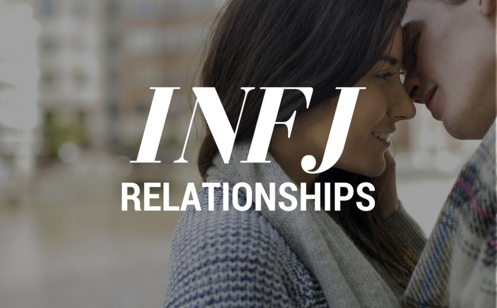 Istp dating infj