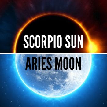 Scorpio Sun Aries Moon