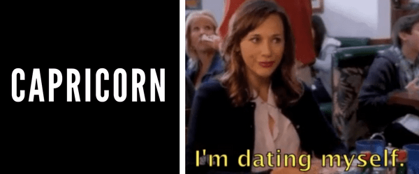 why capricorn is single