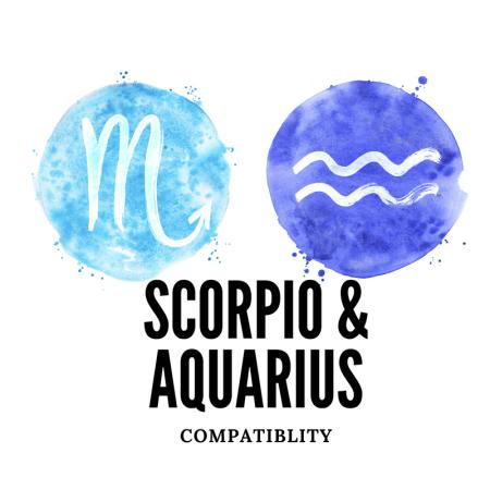Are Scorpio and Aquarius Compatible? ♏? ♒️