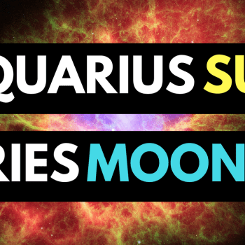 aquarius sun aries moon personality
