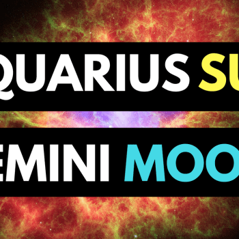 aquarius sun gemini moon personality