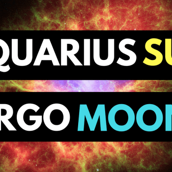 Aquarius Sun Virgo Moon